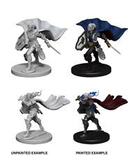 figurine HD mini deep cuts wizkids JDR D&D pathfinder elf female paladin 72609