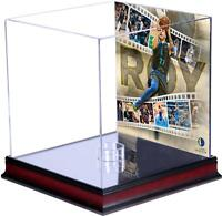 Luka Doncic Dallas Mavericks Mahogany 2019 NBA ROY Basketball Case - Fanatics