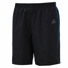 "Brand New Adidas Shorts RS SHORT BS4668 Black Blue Size M 7"" $35.00"