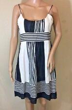 Ann Taylor Women's Sleeveless above knee Sheath dress Size 8P