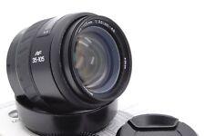 Minolta af 35-105 1:3. zoom 5-4.5 Sony lente lens a37 a57 a58 a77 a99 a850