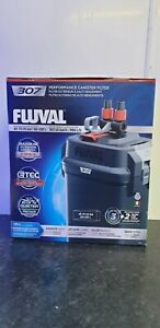 Fluval 307 External Power Filter Includes Media Aquarium Fish Tank Replaces 306