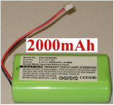 Batterie 2000mAh type 317-201-001 Pour Intermec 6210