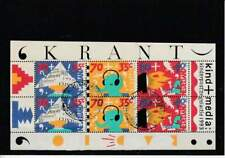 Nederland gestempeld 1993 used 1578 - Kind / Krant (1)