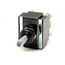 CARLING 1022R MOMENTARY ON/OFF/ON ILLUMINATED TOGGLE SWITCH MARINE BOAT