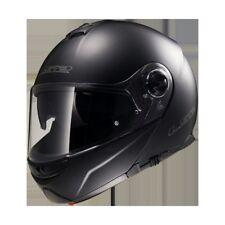 LS2 FF325 Strobe Matt Black schwarz/matt Motorrad Klapphelm Gr. XXL