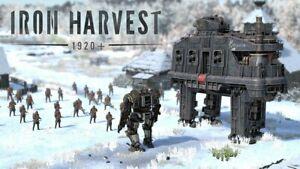 IRON HARVEST Steam