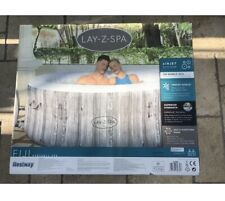 Lay-Z-Spa FIJI Hot Tub 4 Person 2021 Version BRAND NEW UNOPENED 2 Years Warranty
