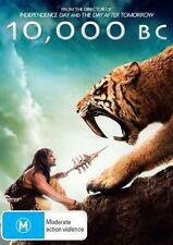 10,000 BC DVD Steven Strait Camilla Belle Cliff Curtis Roland Emmerich