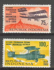 INDONESIA 1969 ZBL SERIE 666  MNH