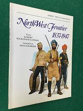 NORTH-WEST FRONTIER 1837-1947 , Osprey Men at arms series (1977) Libro uniformi
