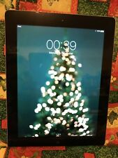 Apple iPad 4th Gen. 16GB, Wi-Fi + Cellular , 9.7in - Black