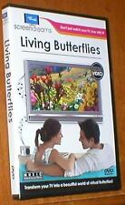 Living Butterflies by Screen Dreams - Digitally Animated Video - New DVD