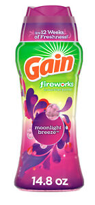 Gain Fireworks, Moonlight Breeze, 14.8 Oz In-Wash Scent Booster Beads - Laundry