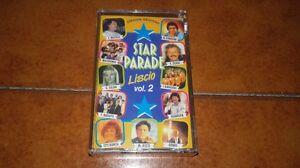 Mc Kassette Star Parade Glatt Vol. 2 Seven Star Fonola Ballkleid Sealed C 1062