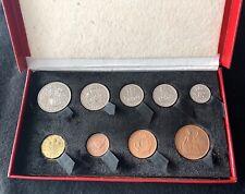 More details for 1950 proof set in original royal mint box. uk registered buyers only.