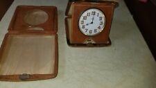 Vintage 8 Day Clock circa  1905-1909, 15 Jewels, Swiss Concord Watch Co Runs nr