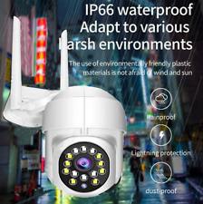 1080P HD WIFI IP Wireless Camera Outdoor CCTV HD PTZ Home Smart Security IR Cam