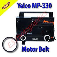 Yelco LSP-510 Delantero Brazo Carrete Cinturón para proyector de cine de 8mm