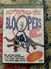 Extreme Bloopers: Sports Gone Wrong (DVD, 2000)
