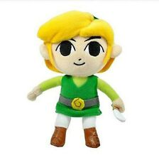 "Zelda 20cm/7.8"" Link Plush HOT TV Toys Toy Collectible Plush Video Game Waker #l"