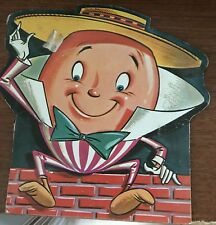 """*~PETER PAN PLAYMATE RECORD*~HUMPTY DUMPTY*~7""""*~45 RPM*~Extended Play*~"""