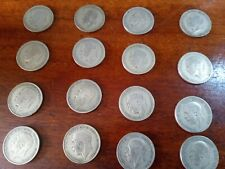 More details for sixteen silver florins dated from 1921- 1936
