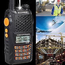 Baofeng UV 6R Two Way Radio Walkie Talkie high power