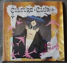 Culture Club, the war song / la chanson de guerrre, SP - 45 tours