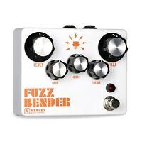 Keeley Fuzz Bender Hybrid Germanium Guitar Fuzz Pedal