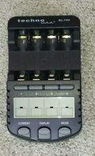Techno BL-700 AA & AAA Battery Charger. Fully working, boxed. 4 slot
