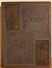 1932 Yackety Yack University of North Carolina Yearbook, Chapel Hill, NC