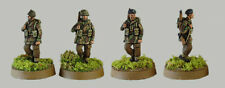 TQD PP7C 20mm Diecast WWII Marching Polish Paras Helms+Berets. Identical Figures
