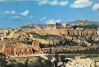 B29606 Athens view of the Acropolis greece