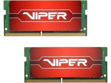 Patriot Viper 32GB (2 x 16G) 260-Pin DDR4 SO-DIMM DDR4 2400 (PC4 19200) Memory (