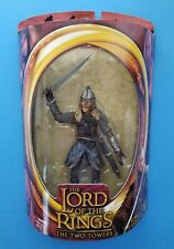 Toy Biz Lord of the Rings LOTR The Two Towers Eomer Sword-Slashing Sealed Mint