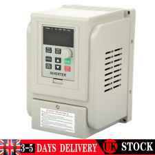 2.2kw 220v Single to 3 Phase Motor Variable Frequency Drive Inverter Converter