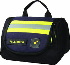Tee-uu FLASH Robuster Waschbeutel Feuerwehr Rettungsdienst Kulturbeutel
