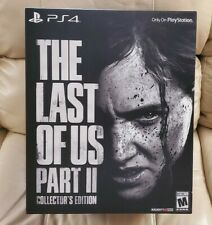 New The Last of Us Part 2 Collectors Edition PS4 - IN HAND + 2 YEAR WARRANTY!