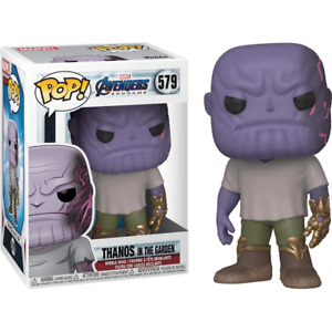 Marvel Avengers Endgame #579 - Thano s in The Garden (Casual) - Funko Pop!