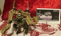 2006 Hasbro Toys Transformer Decepticon Bone Crusher
