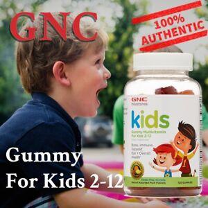 GNC Kids Multi Gummy Multivitamins Children 2 -12years Kids Immune System Boost