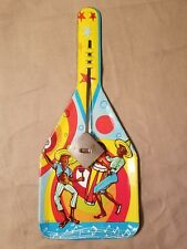 Vintage Americana Mardi Gras Noise Maker/RARE/Free Shipping!! Made In USA