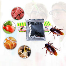 10 Pcs Traps Black Flag Roach Motel Cockroach Killer Bait Glue Traps Repeller