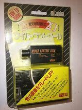 Vintage Car Mitsuba Wiper Control 000 System NOS Japanese Stock