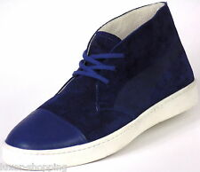 PUMA Urban Motus Hussein Chalayan NP_205€ Leder Blau Gr.42 Herren Sneaker Schuhe