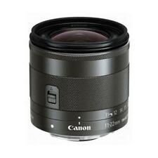 Canon EF-M 11-22mm F/4-5.6 IS STM Objetivo - Negro