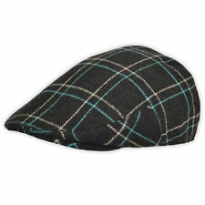 Chapeaux bleu en laine mélangée pour homme