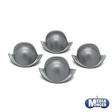 Playmobil ® caballero | conquistadores | españoles 4 x casco | morion casco plata