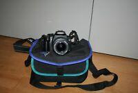 Fotocamera Canon EOS 350D reflex digitale + obiettivo Canon 18-55 + borsa e 1gb